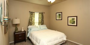 1 BD 1 BA Cheyenne (Bedroom)